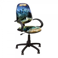 кресло Поло 50 АМФ-5 Дизайн №1 Пираты
