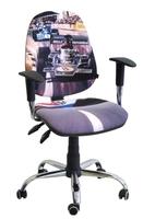кресло Бридж хром Дизайн Гонки-1