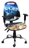 кресло Бридж хром Дизайн Пираты-1