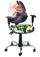 кресло Бридж хром Дизайн Гепард
