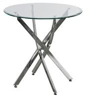 Стеклянный стол T-315 transparent