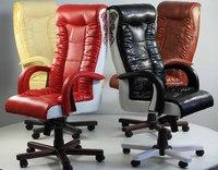 кресло Кинг Люкс вышивка Elite