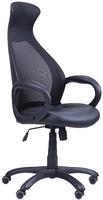 кресло Cobra чёрный лак