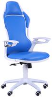 кресло Racer кз синий