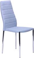 стул Астрид светло-синий