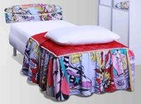 кровать Кенди принт