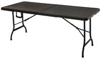 стол складной Додж MZK-180 brown