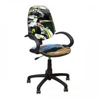 кресло Поло 50 АМФ-5 Дизайн №2 Гонки