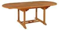 стол раскладной из тика TE-150 T