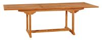 стол раскладной из тика TE-180 T